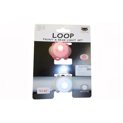 Žibintų komplektas, Cat Eye Loop SL-LD110