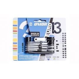 Unior Kelioninis įrankių rinkinys